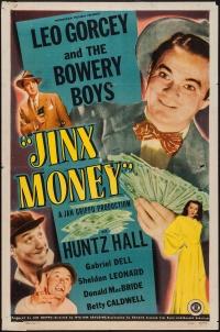 Jinx Money poster