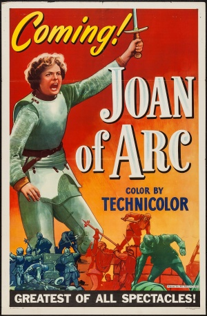 Joan of Arc 1971x3000