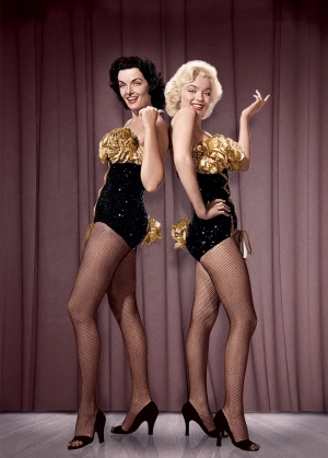 Gentlemen Prefer Blondes 2148x3000