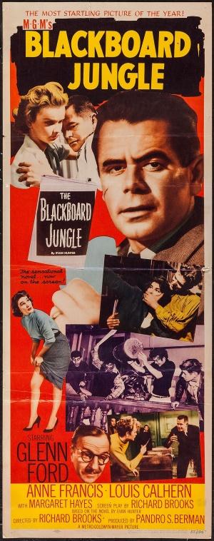 Blackboard Jungle 1188x3000