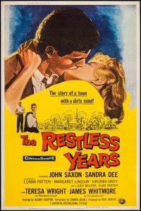 The Restless Years poster