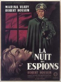 La nuit des espions poster