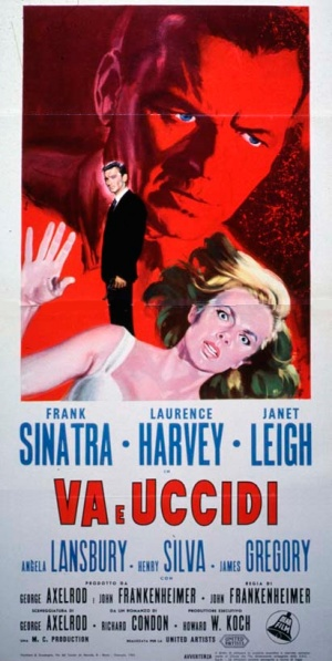 The Manchurian Candidate 411x818