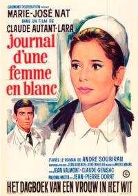 Journal d'une femme en blanc poster