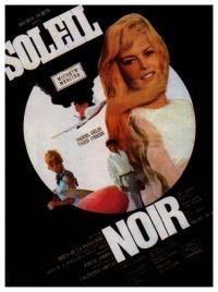 Soleil noir poster