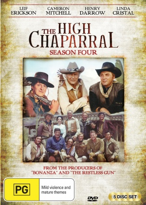 The High Chaparral 1032x1448