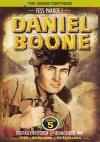 Daniel Boone poster