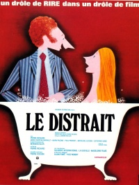 Distracted poster