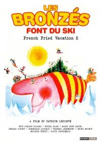 Les bronzés font du ski poster