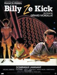 Billy Ze Kick poster