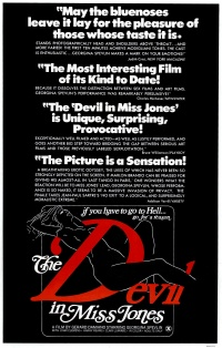 The Devil in Miss Jones 4: The Final Outrage poster