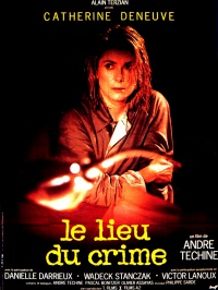 Scene of the Crime poster