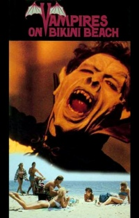 Vampires on Bikini Beach poster
