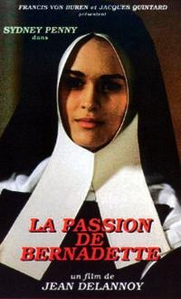 La passion de Bernadette poster