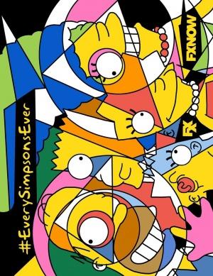 Die Simpsons 960x1246