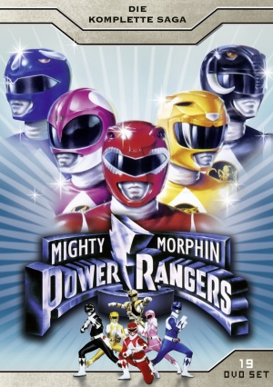 Mighty Morphin Power Rangers 1057x1500