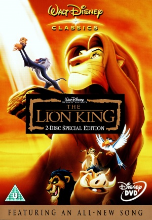 The Lion King 1992x2877