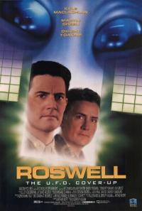 Roswell - Ufoabsturz über New Mexiko poster