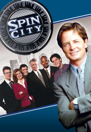 Spin City 692x1000