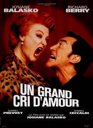 Un grand cri d'amour 539x736