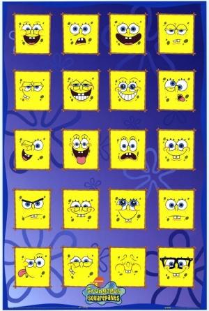 SpongeBob Schwammkopf 580x861