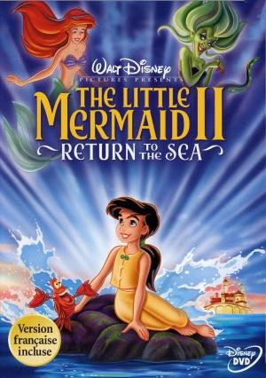 The Little Mermaid II: Return to the Sea 2027x2877