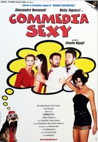 Commedia sexy poster