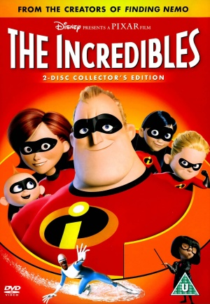 The Incredibles 1504x2175
