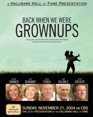 Back When We Were Grownups 444x556