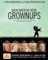Back When We Were Grownups poster
