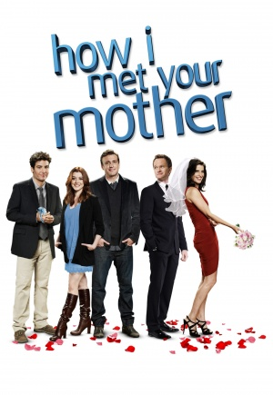 How I Met Your Mother 1380x2000