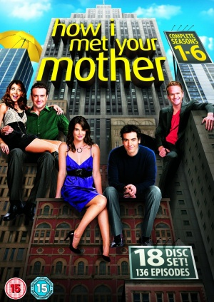 How I Met Your Mother 1062x1500