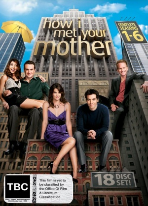 How I Met Your Mother 800x1116