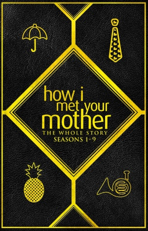 How I Met Your Mother 1688x2629