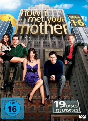 How I Met Your Mother 1000x1374