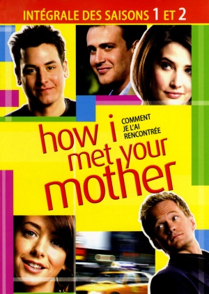 How I Met Your Mother 1612x2262