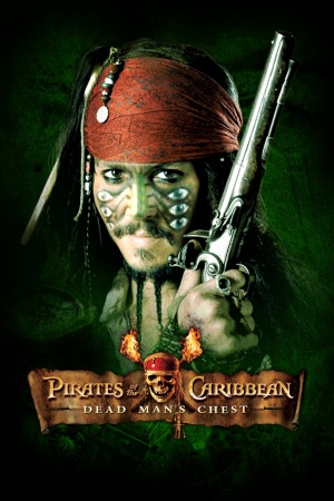 Pirates of the Caribbean: Dead Man's Chest 1000x1501