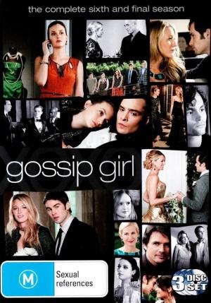 Gossip Girl 700x1000