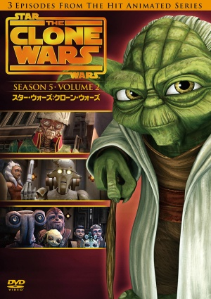 Star Wars: The Clone Wars 800x1132