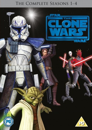 Star Wars: The Clone Wars 1068x1500