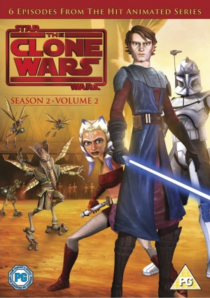 Star Wars: The Clone Wars 1056x1500