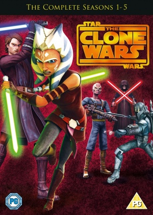 Star Wars: The Clone Wars 1066x1500