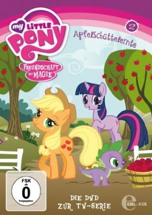 My Little Pony: Friendship Is Magic 354x500