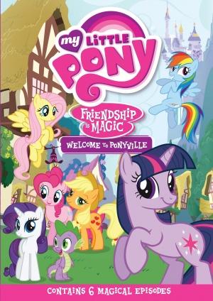 My Little Pony: Friendship Is Magic 1533x2165