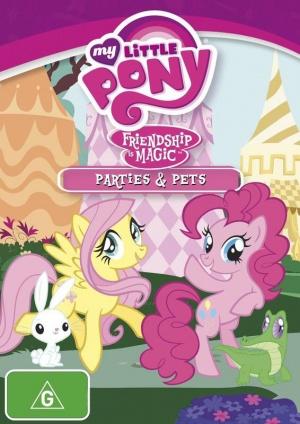 My Little Pony: Friendship Is Magic 566x800