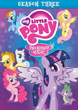 My Little Pony: Friendship Is Magic 1542x2157