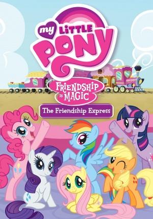 My Little Pony: Friendship Is Magic 1530x2176
