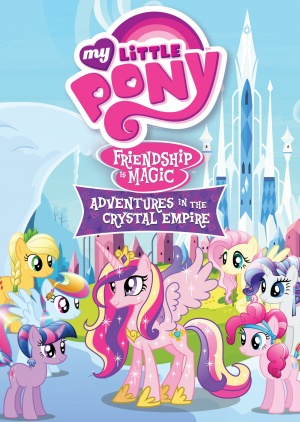 My Little Pony: Friendship Is Magic 1521x2142