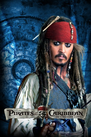 Pirates of the Caribbean: On Stranger Tides 1000x1501