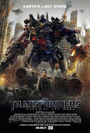 Transformers 3: Die dunkle Seite des Mondes 1000x1481